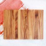 Personalised Custom Master Chop Chopping Board