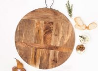 Personalised Custom Mango Wood Cheeseboard