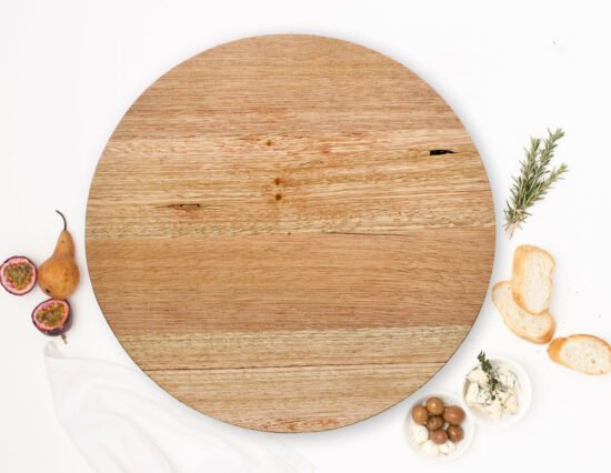 Personalised Mountain Ash Lazy Susan