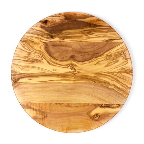 Personalised Round Serving Board