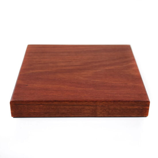 Personalised Square Chopping Block